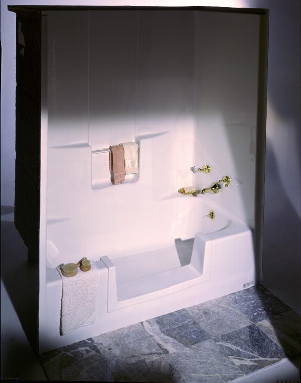walkthrough tub