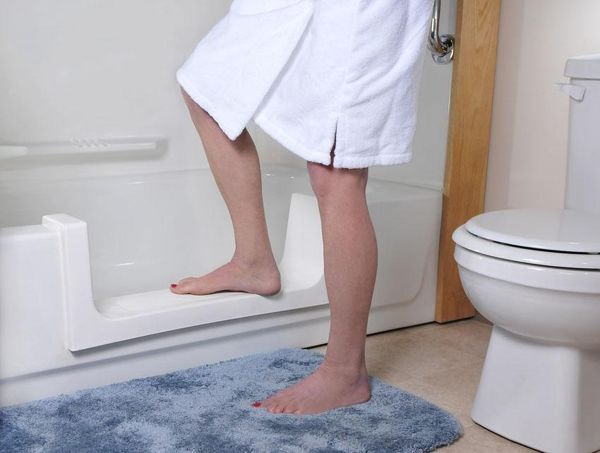 Walk Thru Tub Conversion Bathtub Man Hawaii